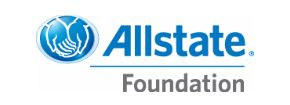 Allstate Foundation, Donor for Soroptimist House of Hope. Addiction Recovery Center. Helping women establish and maintain sober and healthy lives.