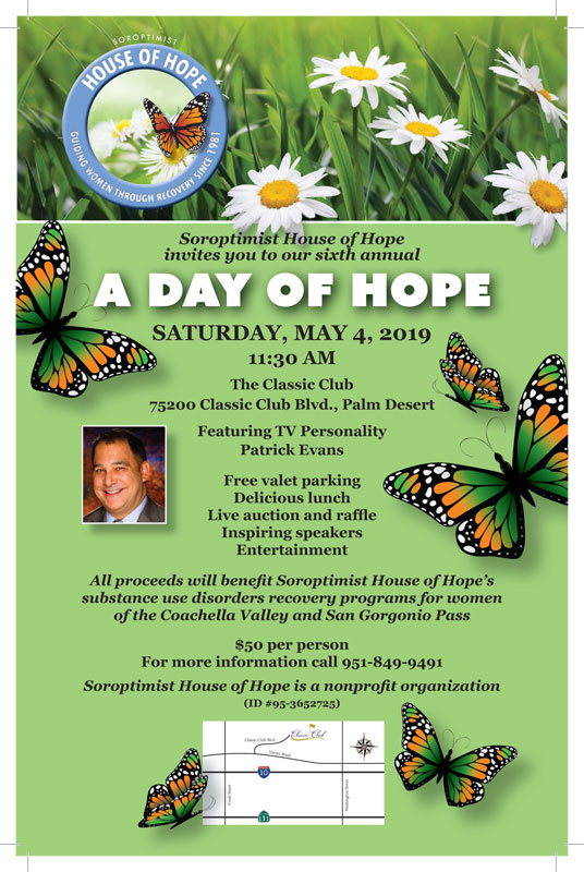 SHOH A Day of Hope
