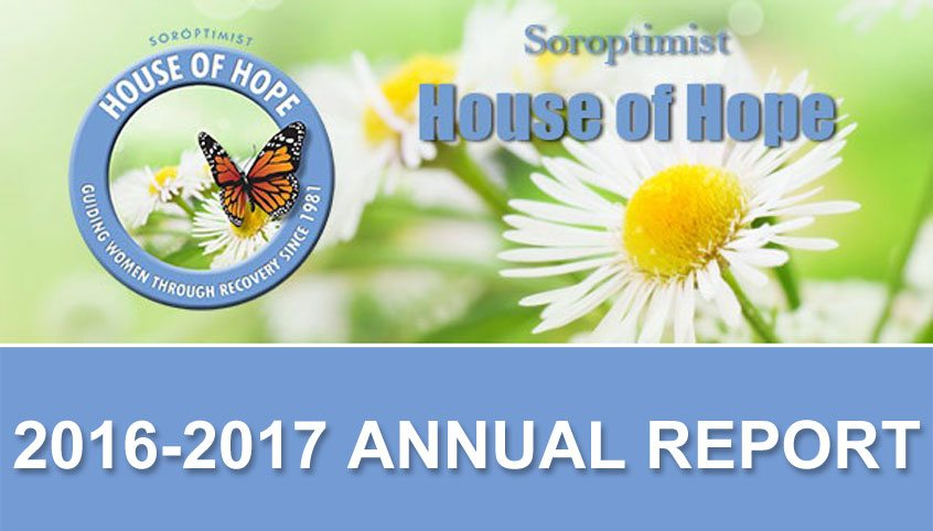 House of Hope Annual Report