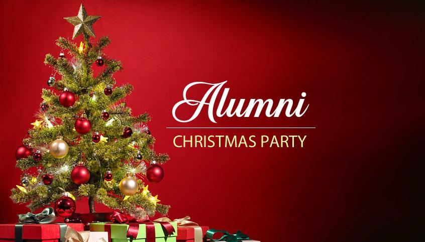 Alumni Christmas Party