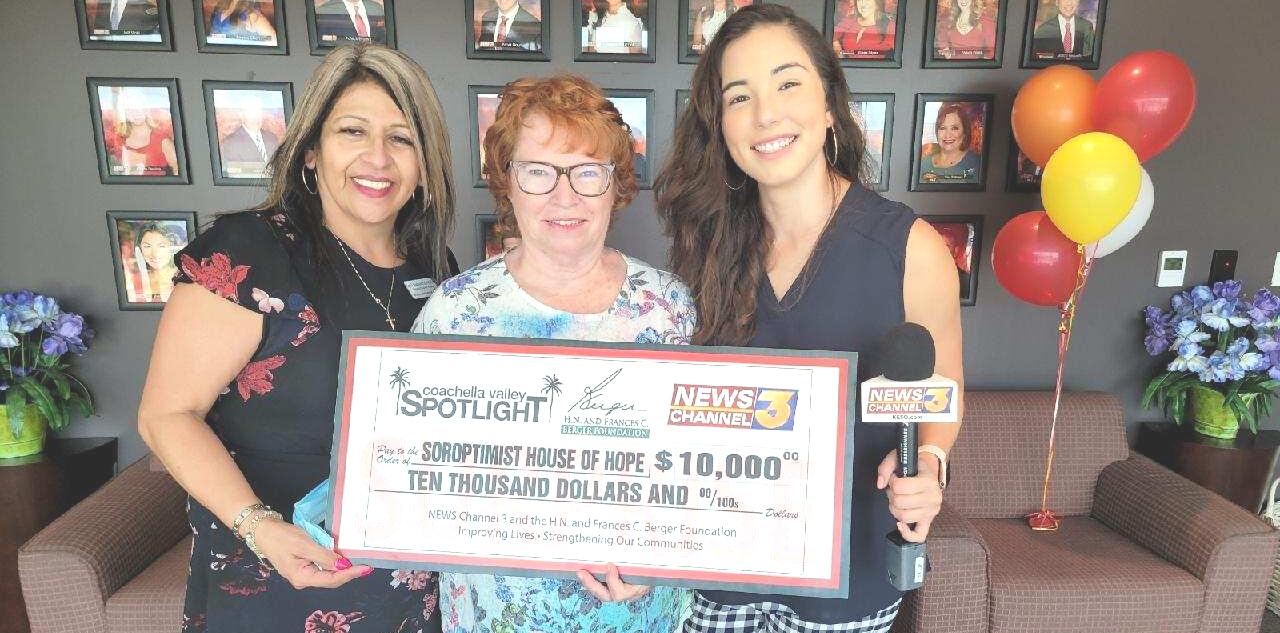 SHOH receives surprise $10,000 grant